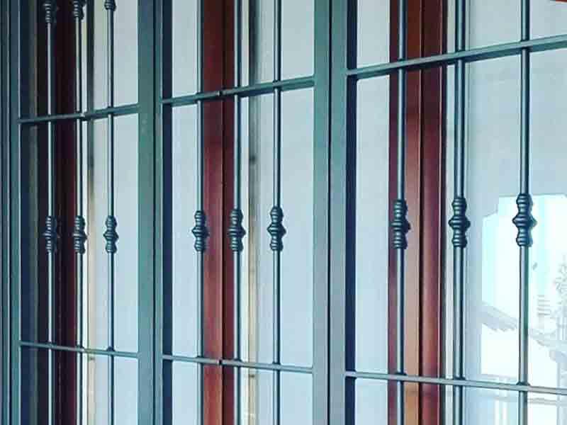 cancelli ferro battuto sicurezza firenze serrande