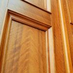Rivestite con profili di legno Rivestite con profili di legno